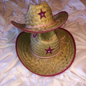 New Girls Cowboy hat